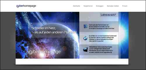 PHP Script Vollautomatisches Homepage Maker Community System